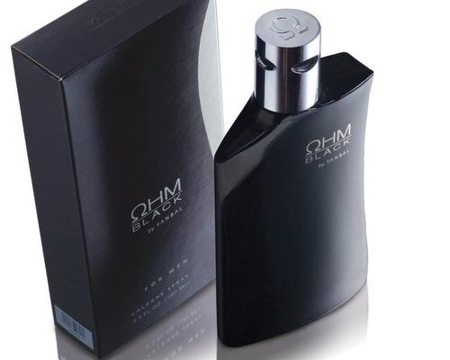 Perfume Ohm Black  100 Ml Yanbal ¡¡ofe - L a $785