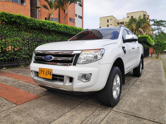 Ford Ranger Limited Mt 3200 4x4