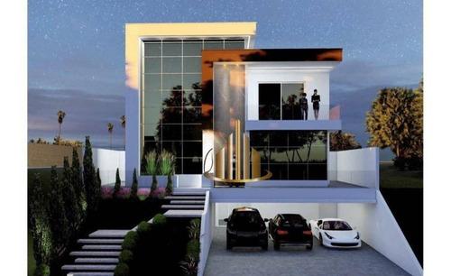 Casa Com 4 Suítes À Venda, 423 M² Por R$ 4.500.000 - Tamboré 11 - Santana De Parnaíba/sp - Ca2825