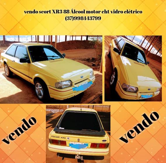 Ford Scort Xr3