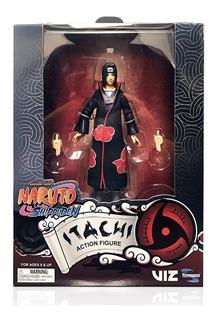 Toynami Naruto Shippuden 4-inch Poseable Series 1 Itachi