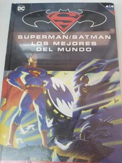 Superman/batman - Los Mejores Del Mundo - Salvat - N16