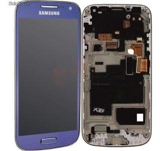 Modulo Lcd Para Samsung Galaxy S4 Mini I9190 C/ Touch Screen