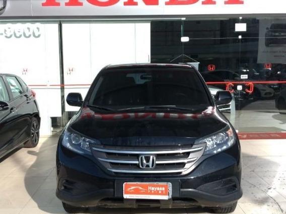Honda Crv Lx 4x2 2.0 16v Flex, Lth5226