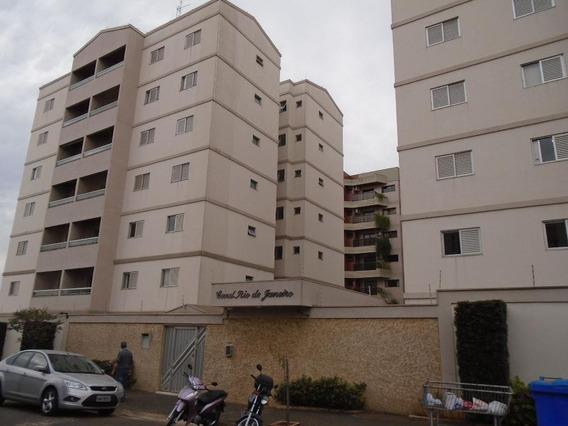 Apartamento Para Aluguel, 2 Quartos, Jardim Glória - Americana/sp - 401