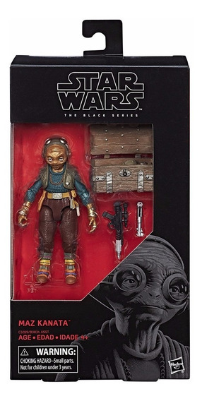 Star Wars Black Series The Last Jedi Maz Kanata