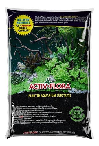 Sustrato Premium Para Acuario Plantado - Activ Flora Black