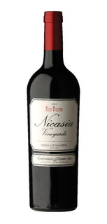 Nicasia Vineyards Red Blend Cabernet Franc 750ml