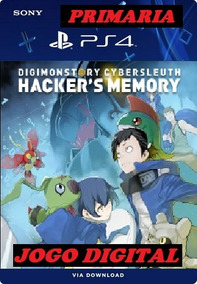 Digimon Story Cyber Sleuth Hackers Memory Ps4 Psn Original 1