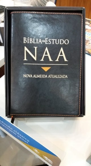 Bíblias De Estudo Naa