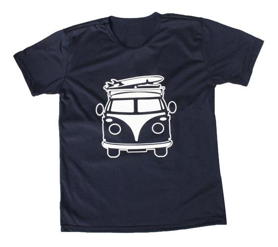 Camiseta T-shirt Vintage Preta/cinza/marinho Malha Fria
