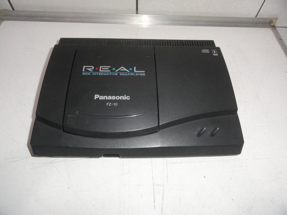 3do Fz10 Panasonic Console Com Defeito Sucata