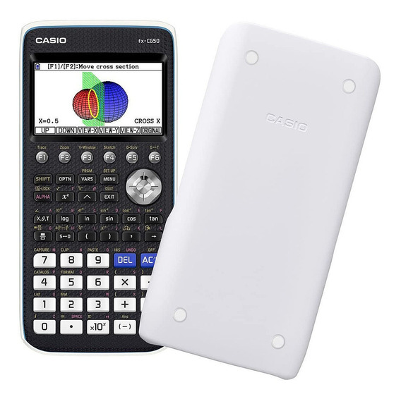 Calculadora Cientifica Gráfica Fx-cg50 Casio 2900 Funçoes