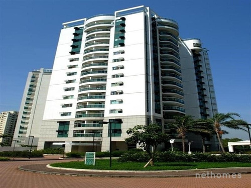 Apartamento - Barra Da Tijuca - Ref: 20635 - V-20635
