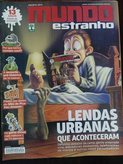 Mundo Estranho -156-agosto-2014