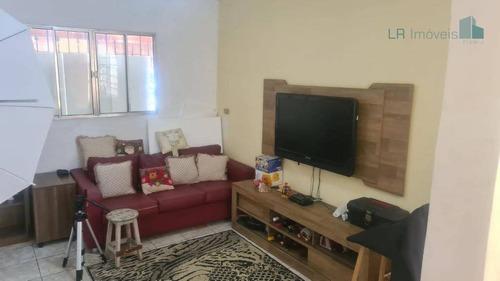 Casa Com 4 Dormitórios À Venda, 100 M² Por R$ 640.000,00 - Parque Edu Chaves - São Paulo/sp - Ca1413