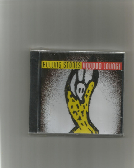 Cd The Rolling Stones - Voodoo Lounge (novo/lacrado)