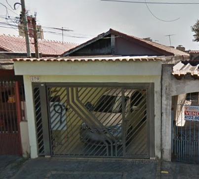 Casa Em Baeta Neves, São Bernardo Do Campo/sp De 125m² 3 Quartos À Venda Por R$ 262.000,00 - Ca295309