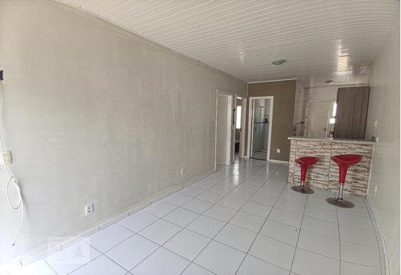 Casa Para Aluguel - Scharlau, 2 Quartos, 63 - 893012916