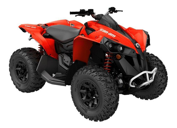Can Am Renegade 570 2017 0km 50%+12 Ctas S/interes