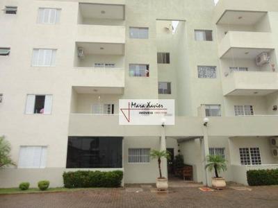 Apartamento Com 2 Dormitórios À Venda E Locação, 75 M² Por R$ 405.000 - Condomínio Santa Claudina - Vinhedo/sp - Ap0563