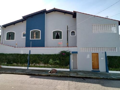 Imagem 1 de 21 de Sobrado À Venda, 3 Quartos, 1 Suíte, 2 Vagas, Las Vegas - Santo André/sp - 85766