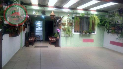 Imagem 1 de 16 de Casa Com 3 Dormitórios À Venda, 100 M² Por R$ 520.000,00 - Vila Guilhermina - Praia Grande/sp - Ca1335