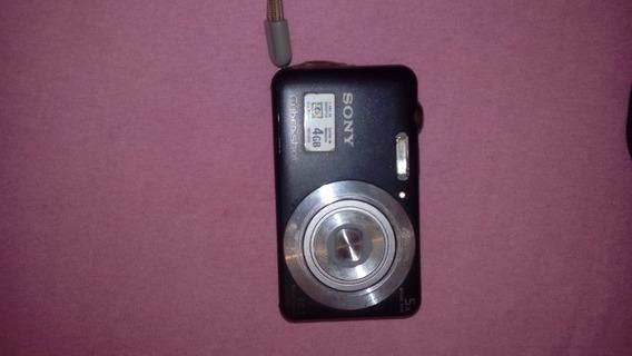 Câmera Digital Sony 4gb De Memória