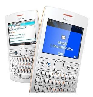 Nokia Asha 205 Dual Chip, Redes Sociais, Fm , Facebook Branc