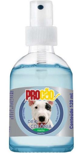 Imagem 1 de 1 de Perfume Para Cachorro (deo Colonia) - Macho