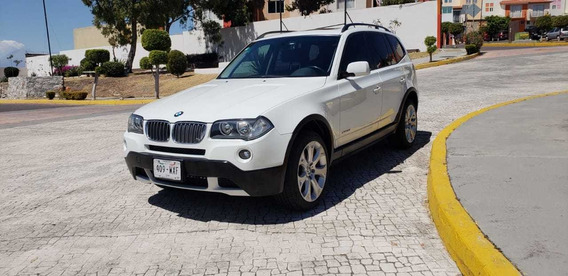 Bmw X3 2.5 Sia Top Line At 2010