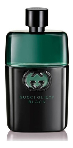 Perfume Locion Gucci Guilty Black 90 Ml