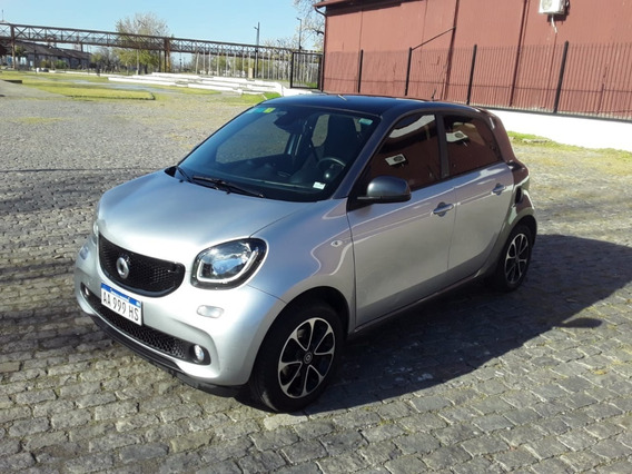 Smart Forfour Play 1.0n Automático 2017