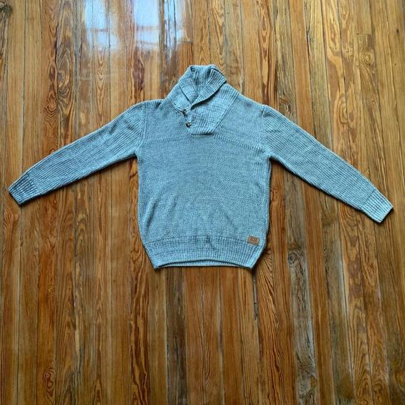 Suéter Tejido.