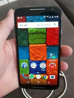 Motorola Moto X2 32gb, Preto Com Tela De 5.2