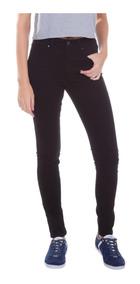 Calça Jeans Levis Feminina 721 High Rise Skinny Preto