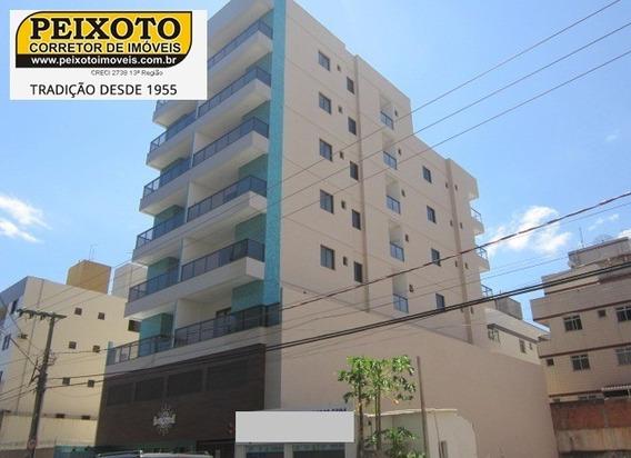 Apartamento 02 Suítes Novo - Av. Praiana - Praia Do Morro - Frente - Ap00743 - 33562244