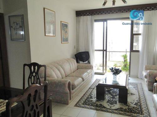Imagem 1 de 16 de Apartamento À Venda, Praia Das Pitangueiras, Guarujá. - Ap4558