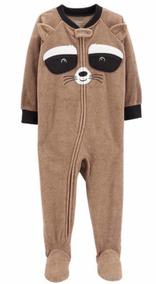 Macacão Pijama Fleece Carters