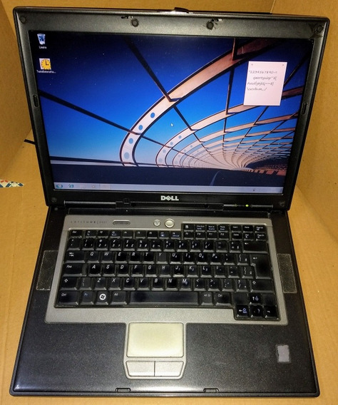 Dell Latitude D531 80gb Hd 1gb Ram-porta Serial Db9 Com1