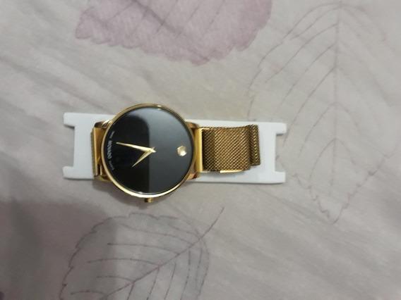 Relógio Movado Quartz Original Feminino 250.00