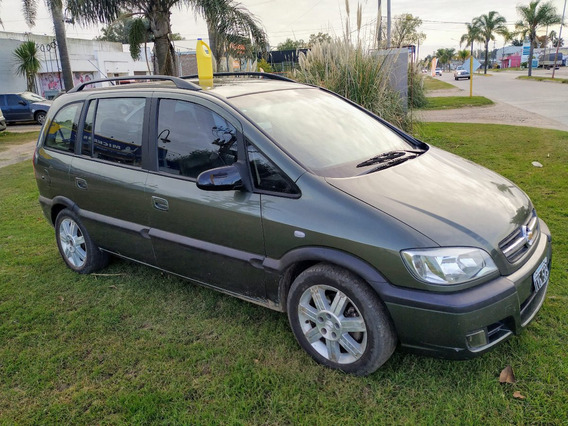Chevrolet Zafira Gls 2010 Full