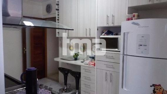 Apartamento 3 Dormitorios 2 Vagas Garagem Jardim Monte Alegre Aprigio Cooperativa - V-709