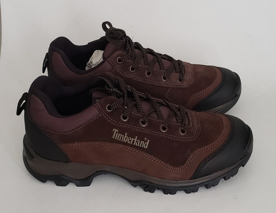Tênis Timberland Stiff Dark Brown T39 Original