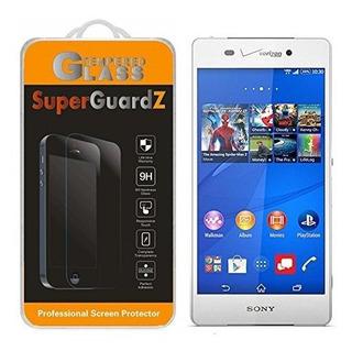 [paquete De 3] Para Sony Xperia Z3 V (verizon) - Protector S