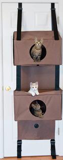 K&h Casa Colgante Para Felinos