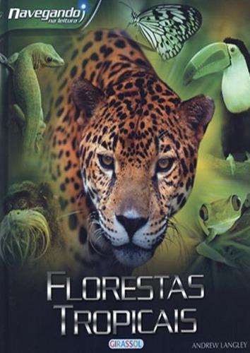 Imagem 1 de 1 de Livro Florestas Tropicais