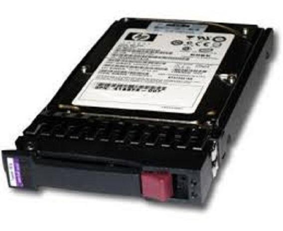 Vendo Disco Duro Sas 300gb 10k Server Hp (leer Descripción)