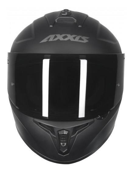 Capacete Para Moto Axxis Draken Original Lançamento