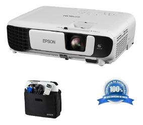 Projetor Epson Powerlite Eb X41+ 3600 Lúmens -wifi- New 2018